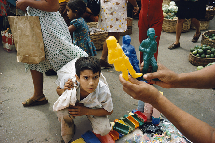 NICARAGUA. Diriamba. Marketplace.