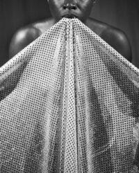 Keisha Scarville, Untitled (Surrogate Skin), 2016