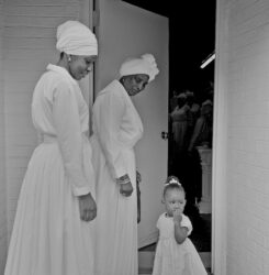 Russell Frederick, Three Generations, from Bed-Stuy, 2006