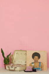 Nakeya Brown, Edge of a Dream, from  If Nostalgia Were Colored Brown, 2014