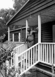 Trent Bozeman, Junior Looks Over His Land, from Gullah In Root, 2019