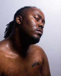 Darryl DeAngelo Terrell, Skin, from #BLKBOYCOLORED, 2017