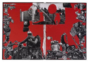 Justine Kurland, The Bikeriders, 2019