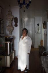 Nona Faustine, Queen Elizabeth Simmons, 2013