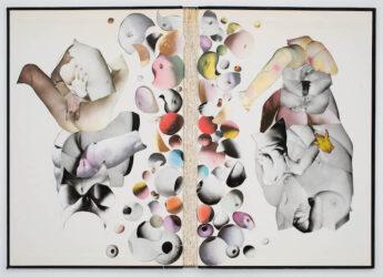 Untitled (Pompidou), 2021